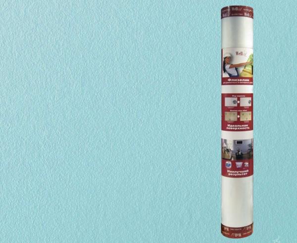 """Фото 5 - Стеклохолст Велтон""""WF85 Флизелин"""" малярный флизелиновый под покраску, 25 м """"Wellton""""."""
