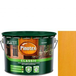 """Фото 11 - Антисептик """"Pinotex Classic"""" Калужница, полуматовая пропитка для защиты древесины  (2,7 л) """"Пинотекс""""."""