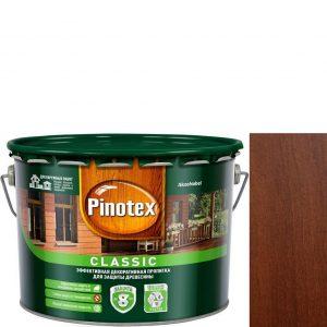"""Фото 7 - Антисептик """"Pinotex Classic"""" Ореховое дерево, полуматовая пропитка для защиты древесины  (2,7 л) """"Пинотекс""""."""