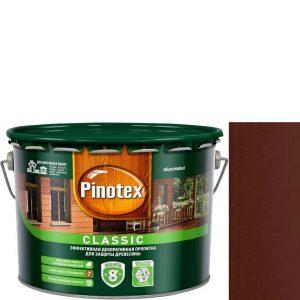 """Фото 9 - Антисептик """"Pinotex Classic"""" Палисандр, полуматовая пропитка для защиты древесины  (2,7 л) """"Пинотекс""""."""