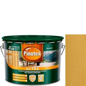 """Фото 15 - Антисептик """"Pinotex Ultra AWB"""" Сосна, полуглянцевая пропитка для защиты древесины  (2,7 л) """"Пинотекс""""."""