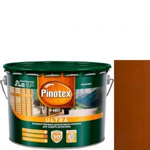 """Фото 17 - Антисептик """"Pinotex Ultra AWB"""" Тиковое дерево, полуглянцевая пропитка для защиты древесины  (2,7 л) """"Пинотекс""""."""
