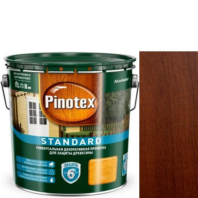 """Фото 2 - Пропитка """"Pinotex Standard"""" Ореховое дерево, матовая для защиты древесины (9 л) """"Пинотекс""""."""