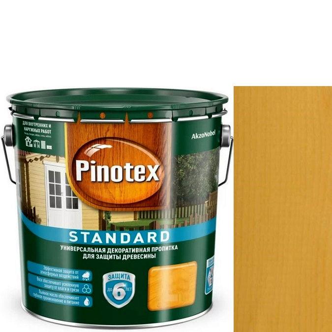 """Фото 4 - Пропитка """"Pinotex Standard"""" Сосна, матовая для защиты древесины (9 л) """"Пинотекс""""."""