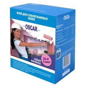 Фото 1 - Клей Оскар для стеклотканевых обоев 400 гр (расход до 50 кв м) Oscar.