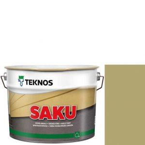 """Фото 7 - Краска Текнос фасадная """"Цаку"""" Т7004 (Saku) дисперсионная матовая для бетонных поверхностей (2.7 л) """"Teknos""""."""
