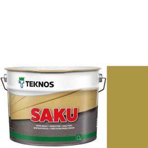 """Фото 9 - Краска Текнос фасадная """"Цаку"""" Т7005 (Saku) дисперсионная матовая для бетонных поверхностей (2.7 л) """"Teknos""""."""