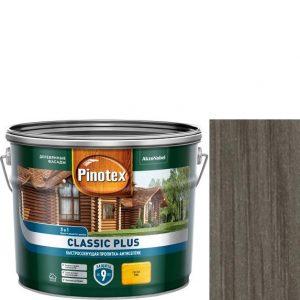 """Фото 5 - Антисептик """"Pinotex Classic Plus"""" Скандинавский Серый, полуматовая пропитка для древесины  (2,5 л) """"Пинотекс""""."""