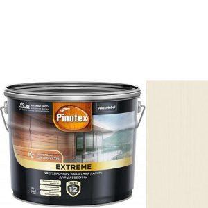 """Фото 1 - Краска """"Pinotex Extreme"""" Белая полуматовая с эффектом самоочистки для  древесины  (2,5 л) """"Пинотекс""""."""