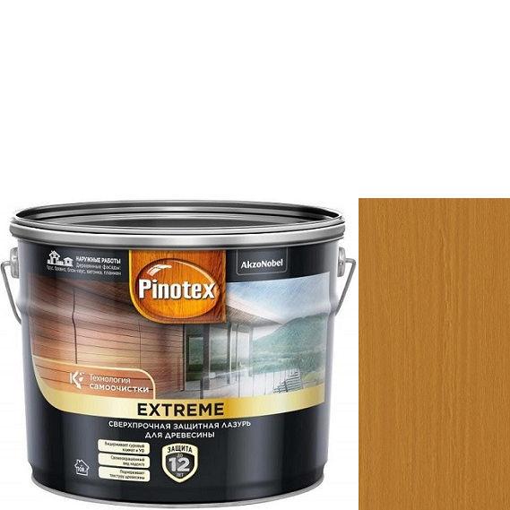 """Фото 3 - Краска """"Pinotex Extreme"""" Калужница полуматовая с эффектом самоочистки для  древесины  (2,5 л) """"Пинотекс""""."""