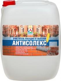"""Фото 1 - Пропитка """"Антисолекс"""" для кирпича и бетона, очиститель фасадов от высолов """"Вес - 10 кг"""" """"КрасКо""""."""