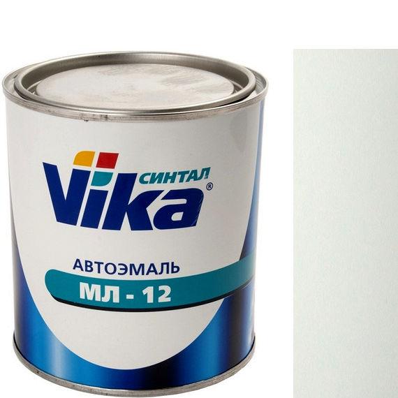 """Фото 4 - Автоэмаль """"МЛ-12 Белая"""" меламиноалкидная полуглянцевая профессиональная """"Vika Синтал"""" - 0,8 кг."""