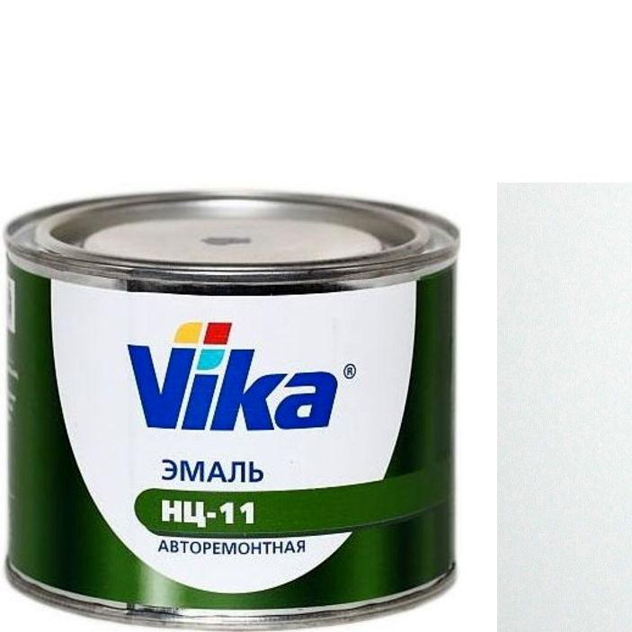 """Фото 1 - Нитроэмаль """"НЦ-11 Белая"""" глянцевая авторемонтная быстросохнущая однокомпонентная 0,8 кг."""