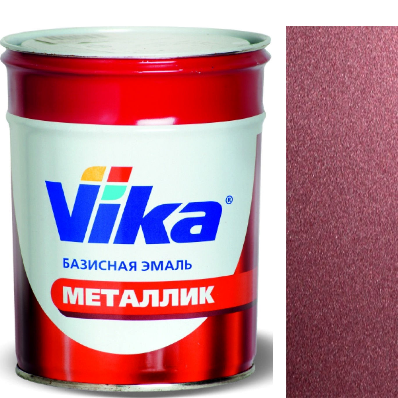 """Фото 6 - Автоэмаль """"Металлик"""" 120 Майя, профессиональная базовая, - 0,9 кг."""