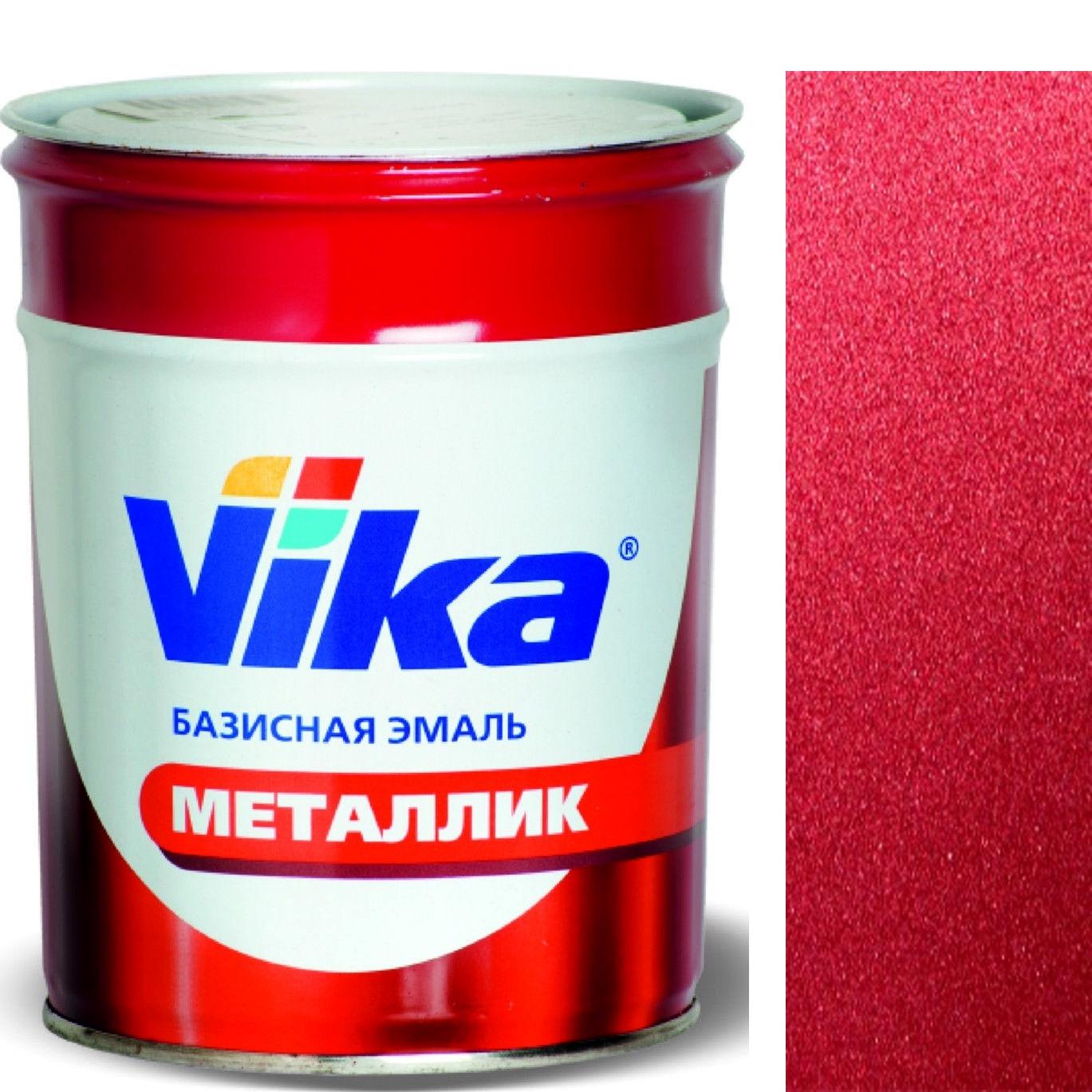 """Фото 9 - Автоэмаль """"Металлик"""" 129 Виктория, профессиональная базовая, - 0,9 кг."""