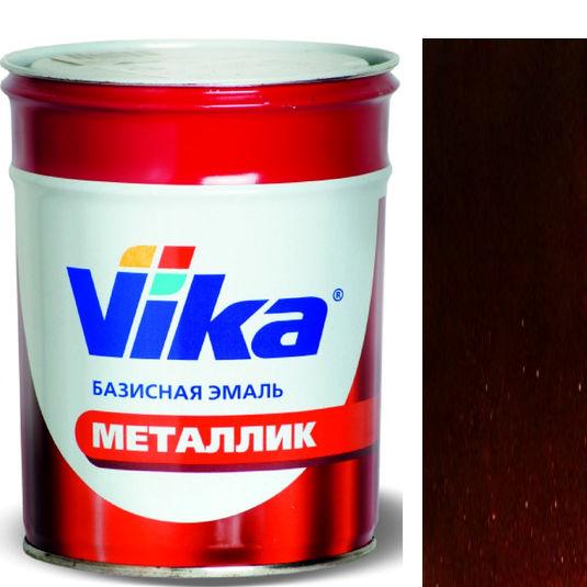 """Фото 16 - Автоэмаль """"Металлик"""" 192 цвет Портвейна, профессиональная базовая, - 0,9 кг."""