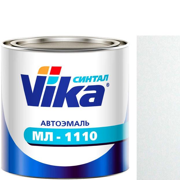 """Фото 2 - Автоэмаль """"МЛ-1110"""" 040 Белая, синтетическая полуглянцевая, - 0,8 кг."""