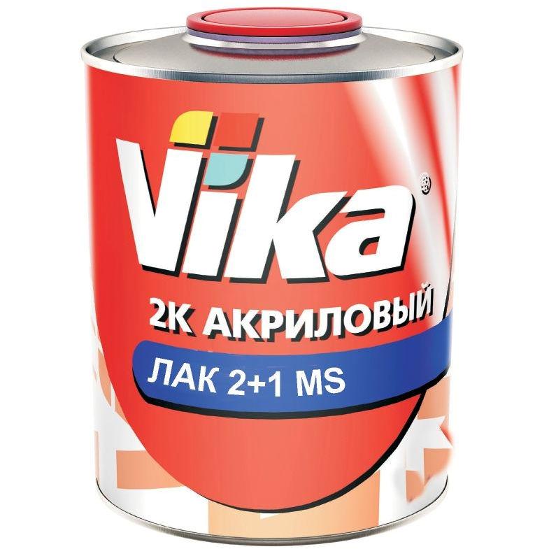 """Фото 1 - Лак Vika """"2 К Акриловый 2+1 MS"""" 0,84 кг."""