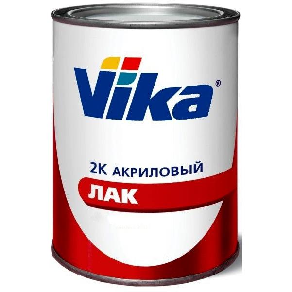 Фото 4 - Лак Vika 2К Акриловый 2+1 HS 4,7 кг.